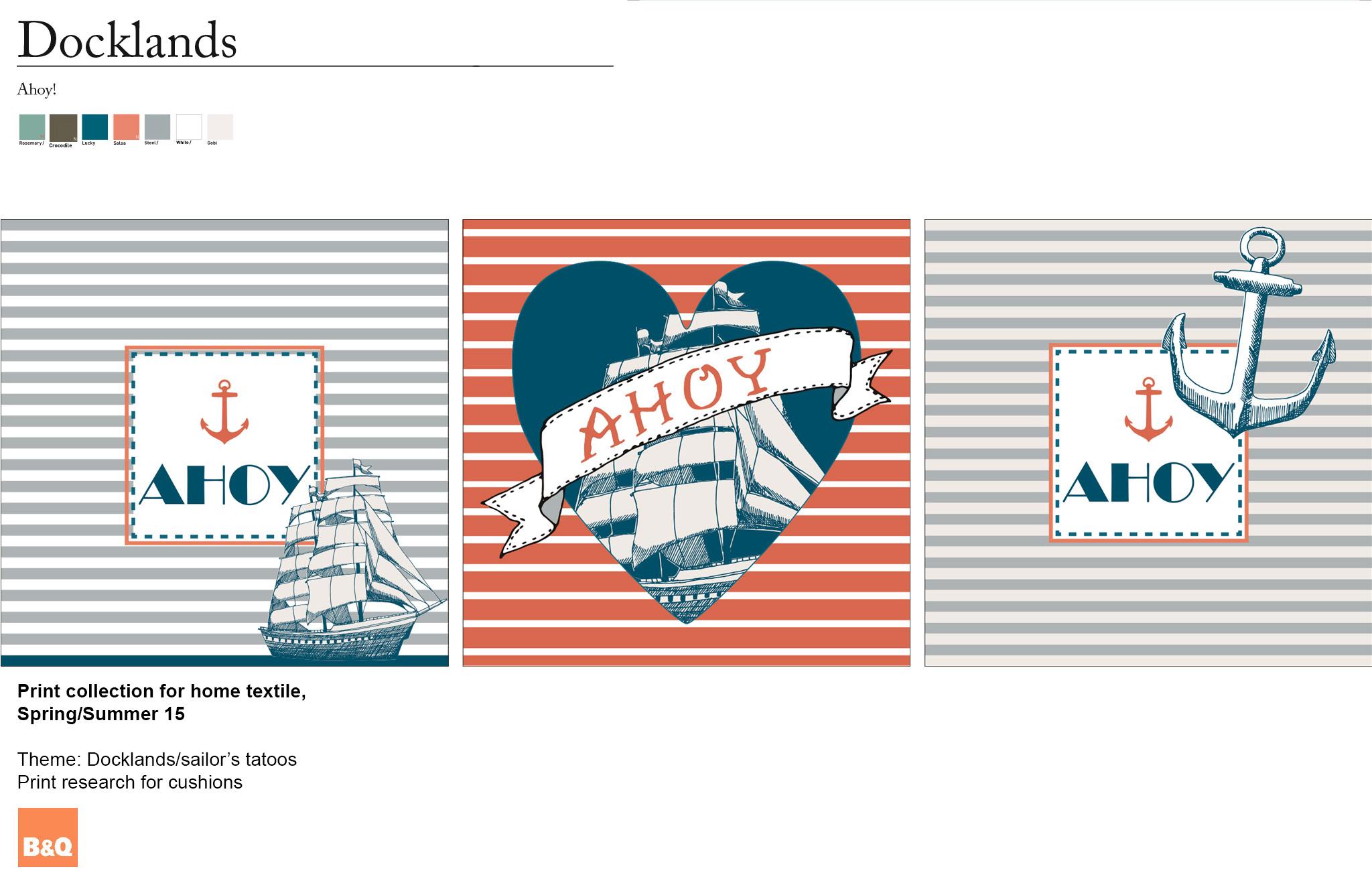 Design : Textile Design 2 | Valérie Michel
