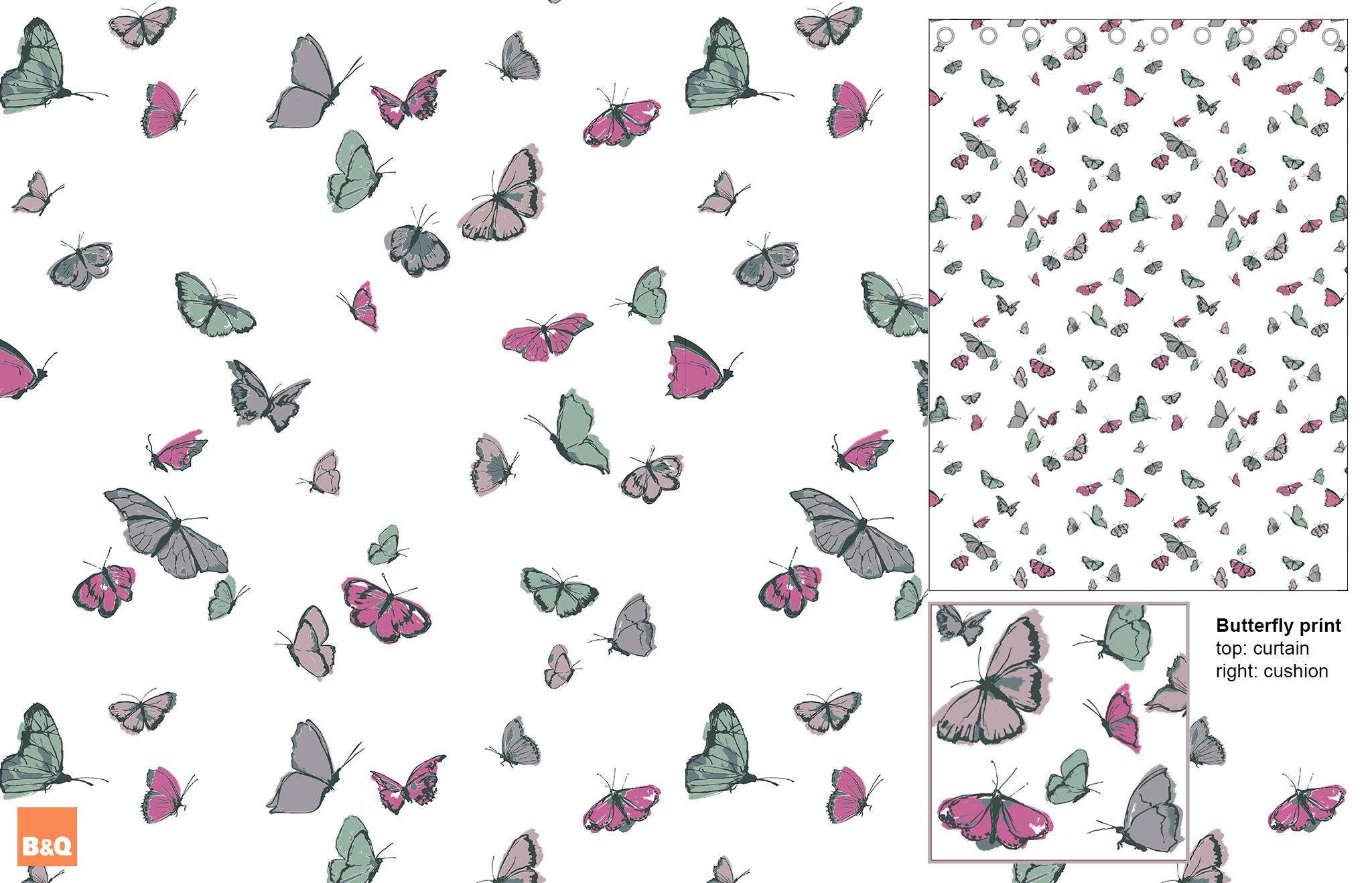 08 butterflies